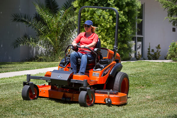 Kubota Riding Mowers | Lashley Tractor Sales | Quaker City