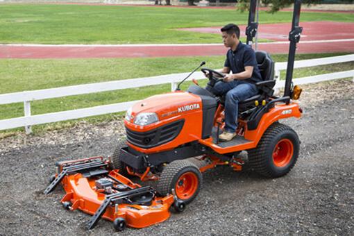 Kubota Compact Tractors Lashley Tractor Sales Quaker