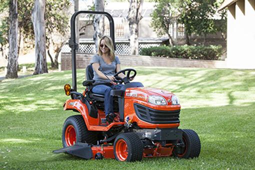 Kubota Compact Tractors | Lashley Tractor Sales | Quaker